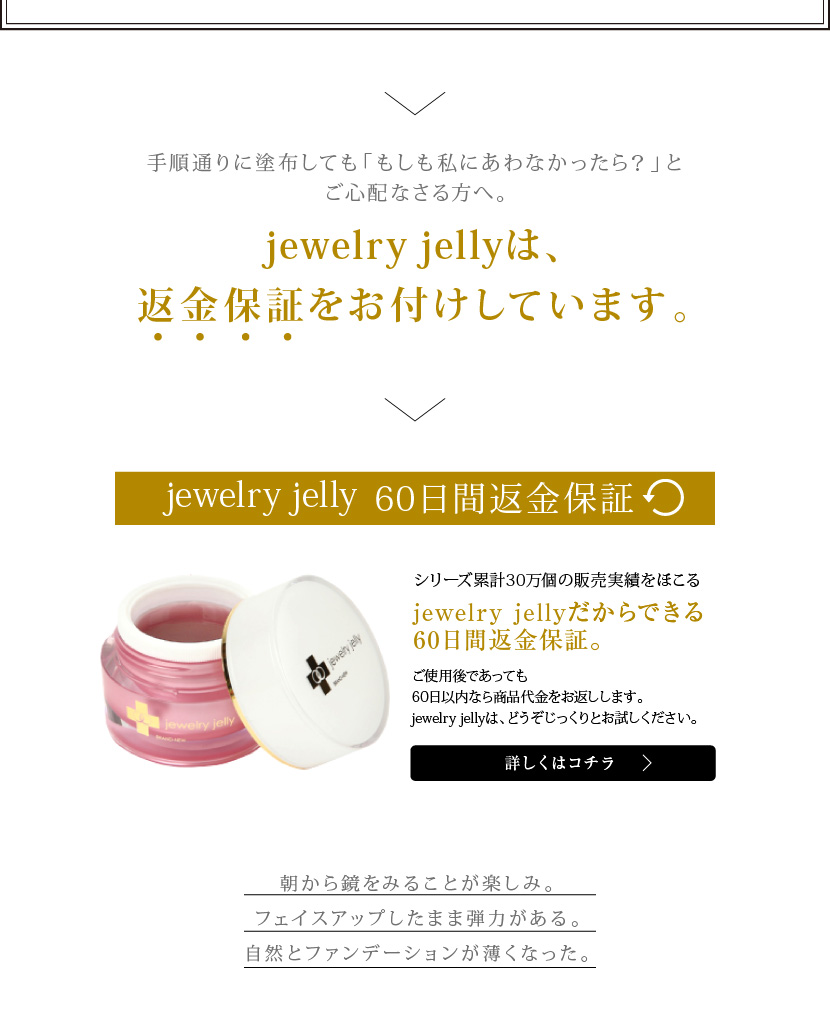 HowToUse jewelryjelly使用方法
